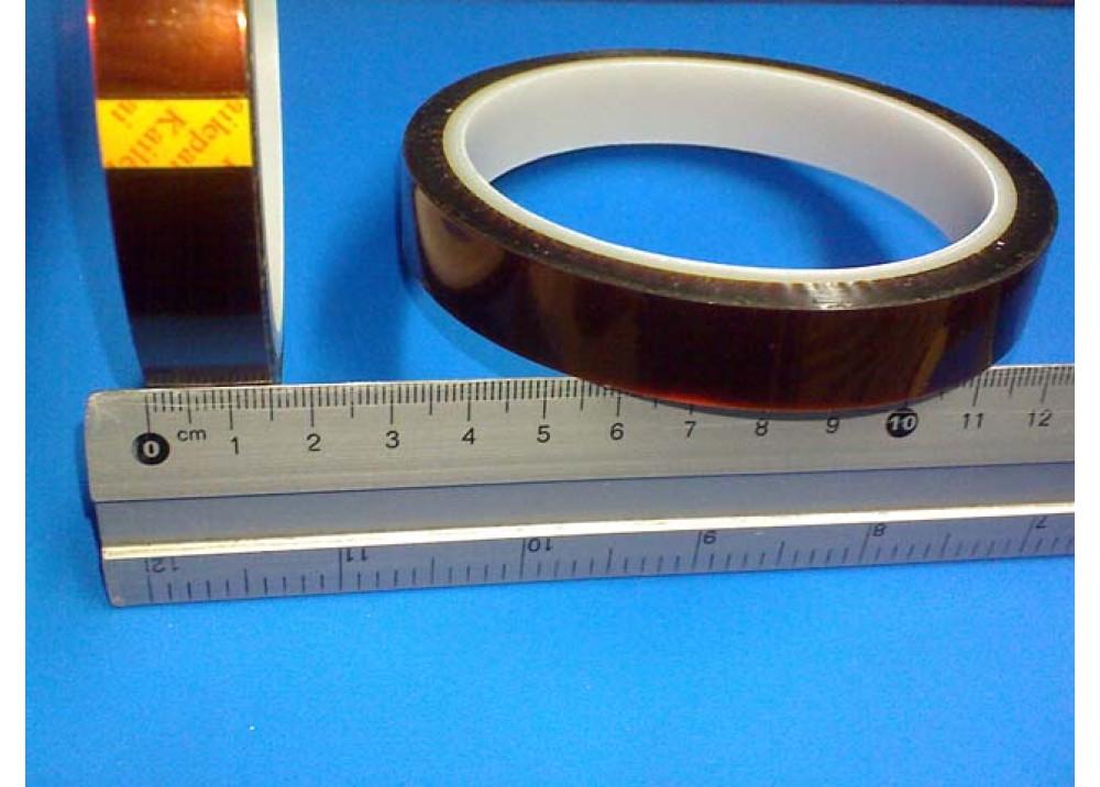 Heat Resistant  Kapton Tape 15mmX33M