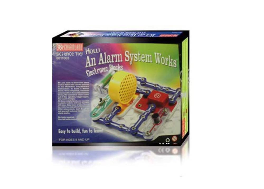 KIT ALARM SYSTEM WORKS