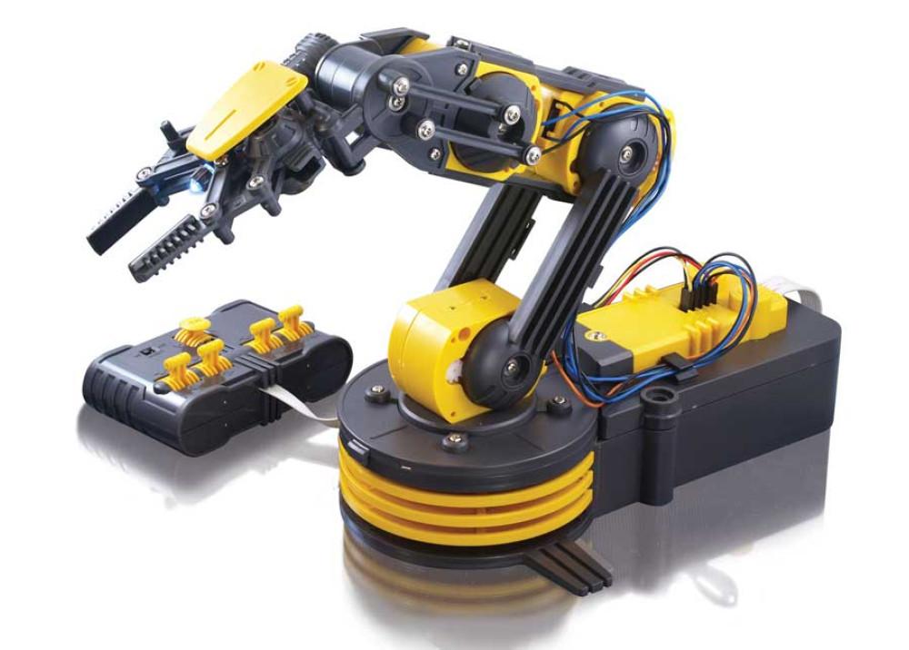 OWI-535 ROBOTIC ARM EDG