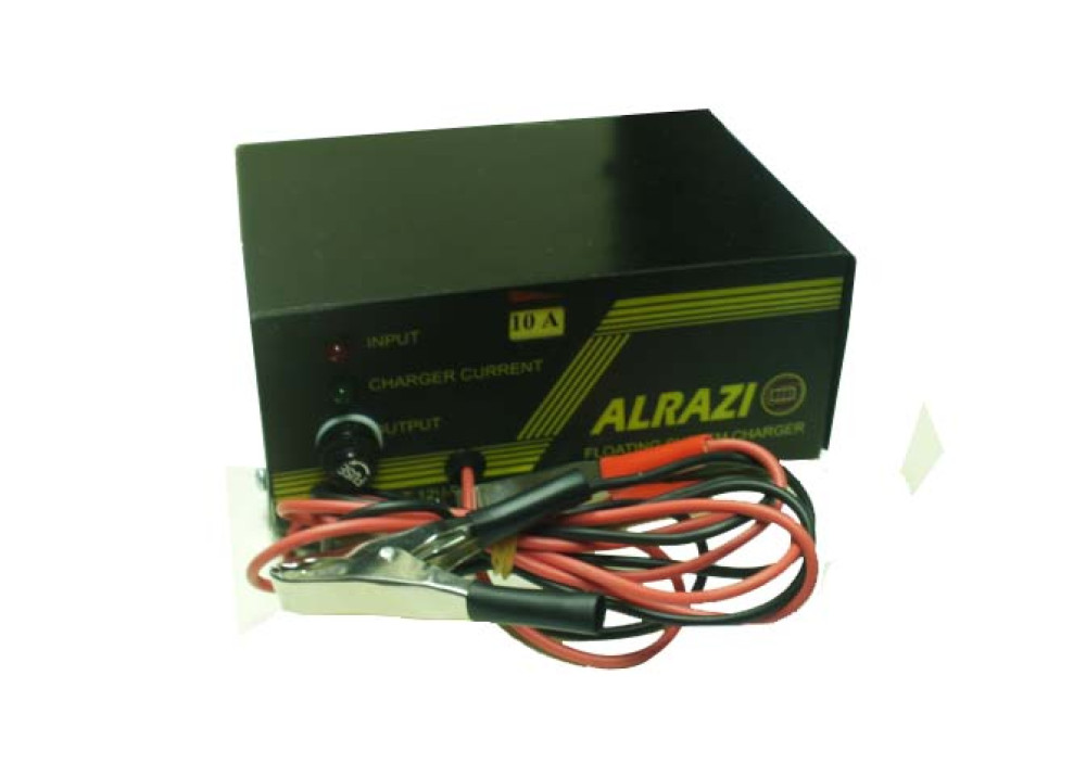 ALRAZI BATTRY CHARGER  12V 10A