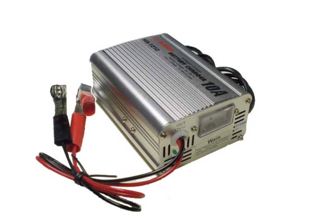 Suoer Battery Charger MA-1210 12V 10A