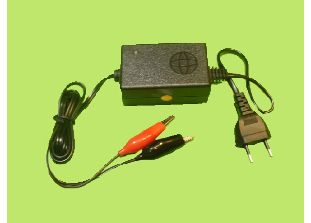 BATTERY CHARGER 12V 1.8A