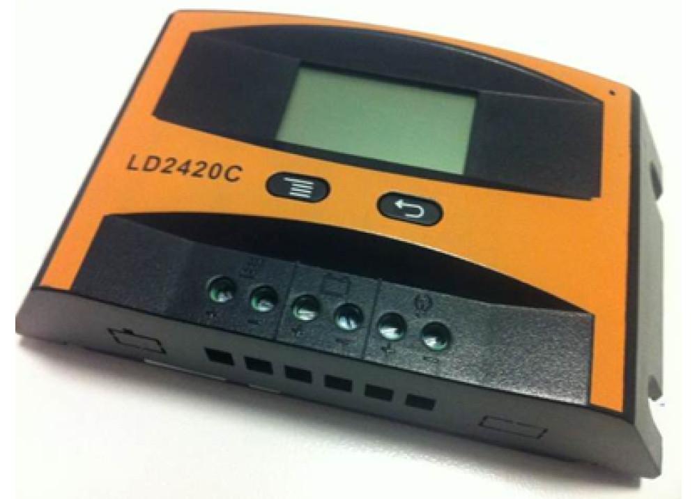 Solar Charge Controller LD2420C 12V 24V 20A