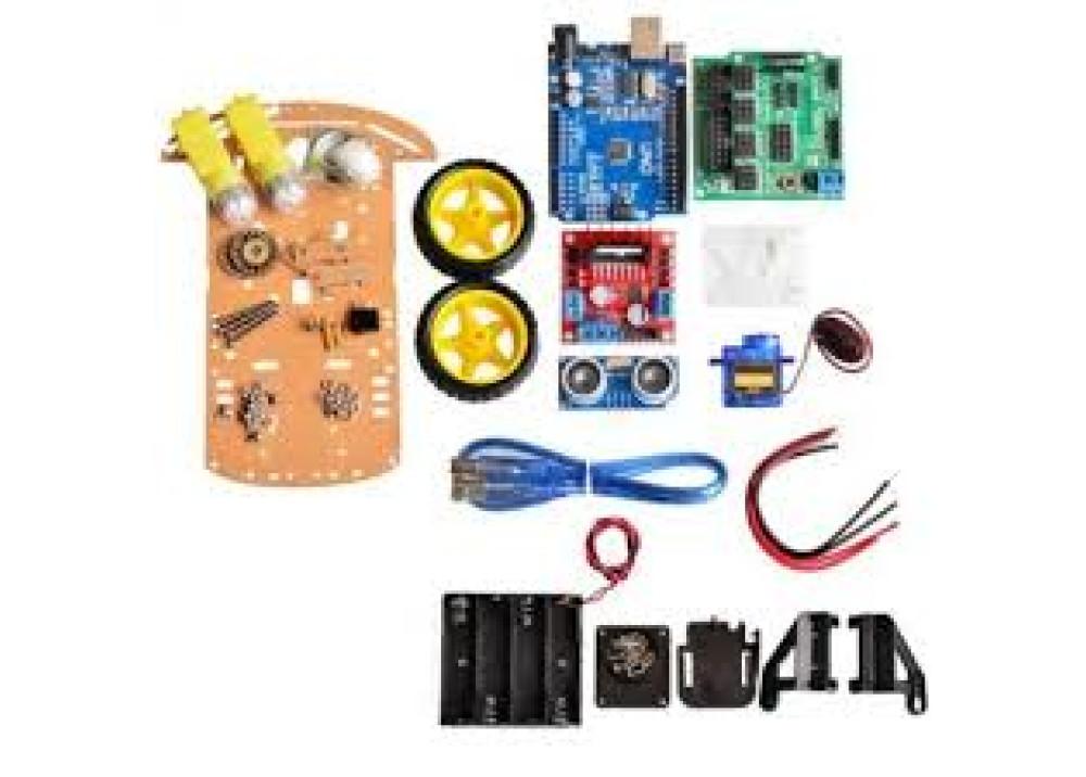 Arduino DIY Robot 3WD Car Kit