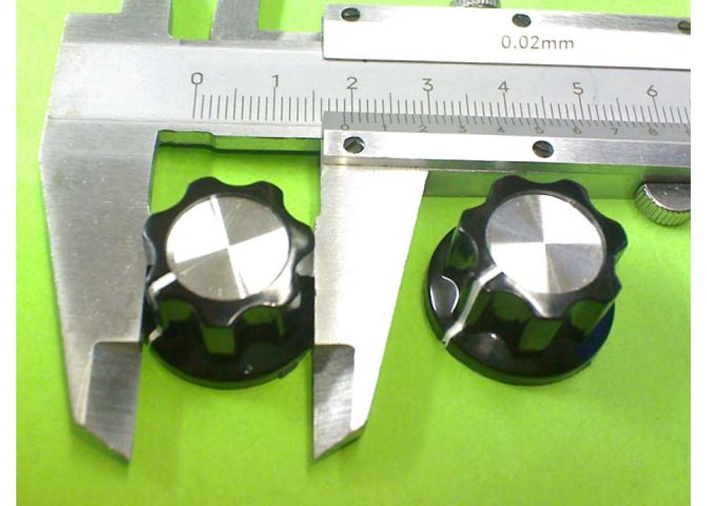 Dial Potentiometer Knob A2 19mm