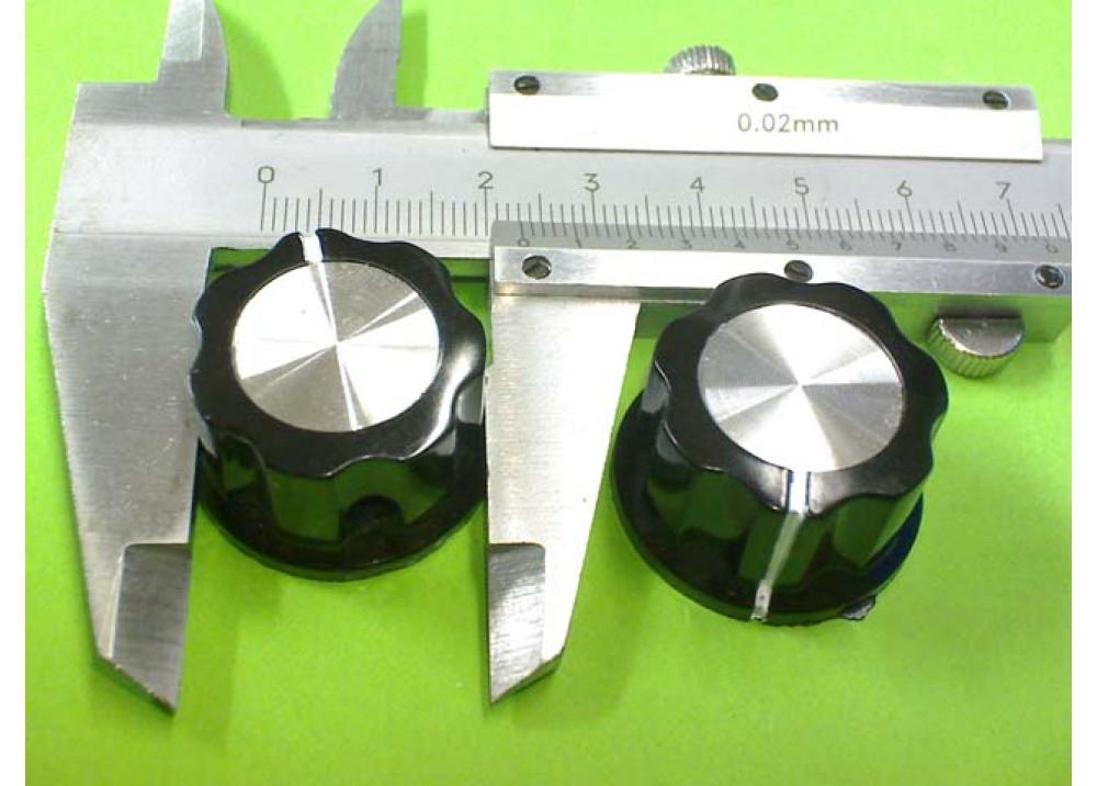 Dial Potentiometer Knob A3 23mm