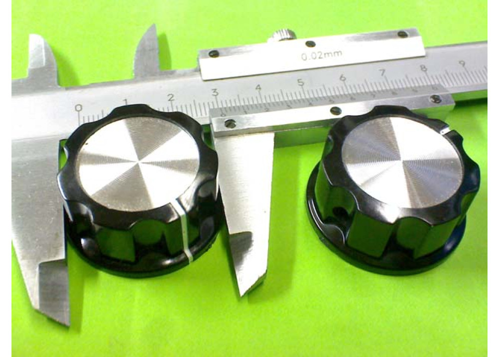 Dial Potentiometer Knob PN-99C A4 30mm