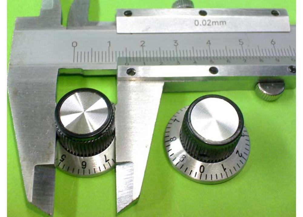 Digital Dial Potentiometer Knob C3 15mm