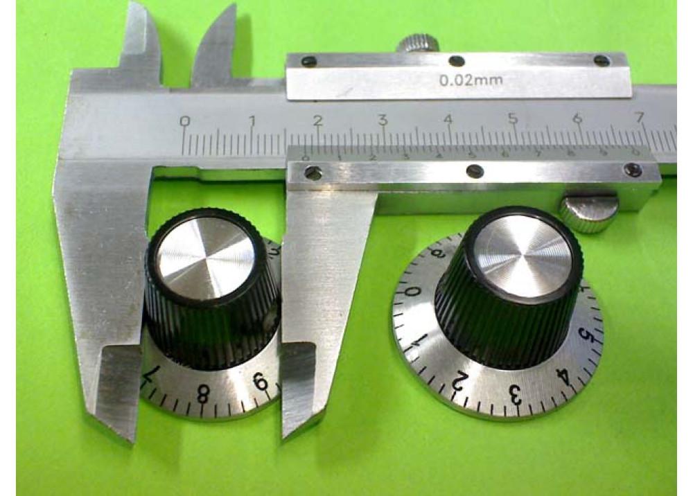 Digital Dial Potentiometer Knob C1 17mm