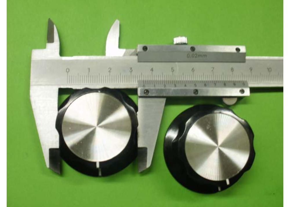 Dial Potentiometer Knob C1 17mm A5 35mm