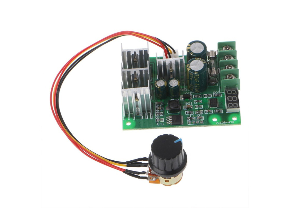 BLH-80276 PWM DC Motor Speed  Control  6V~60V 20A
