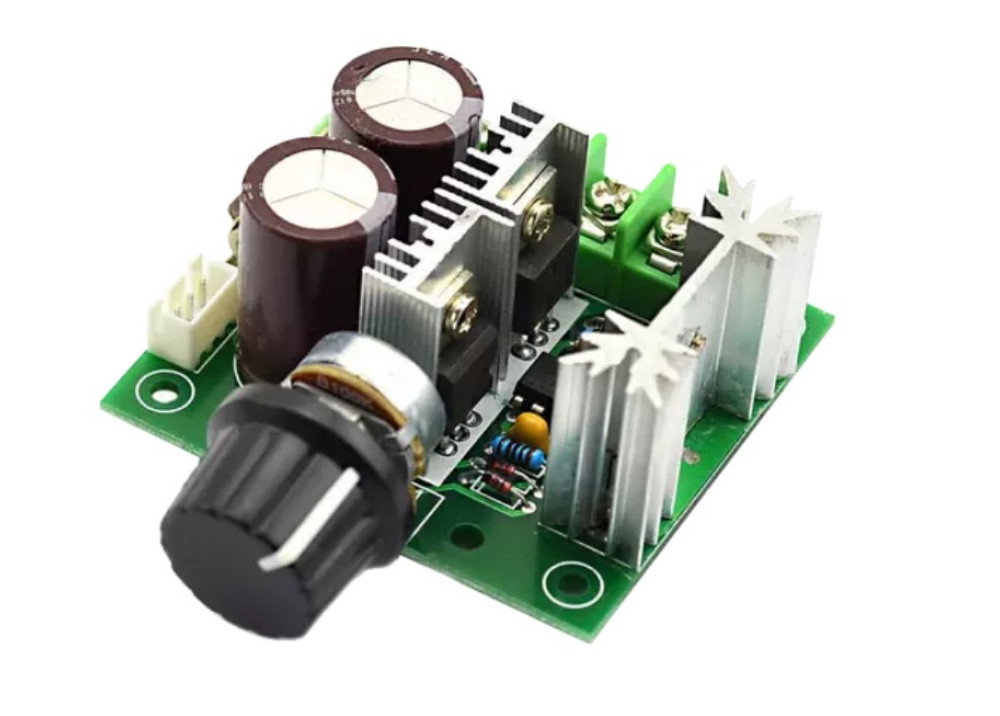 PWM DC Motor Speed  Control  12V-40V 10A