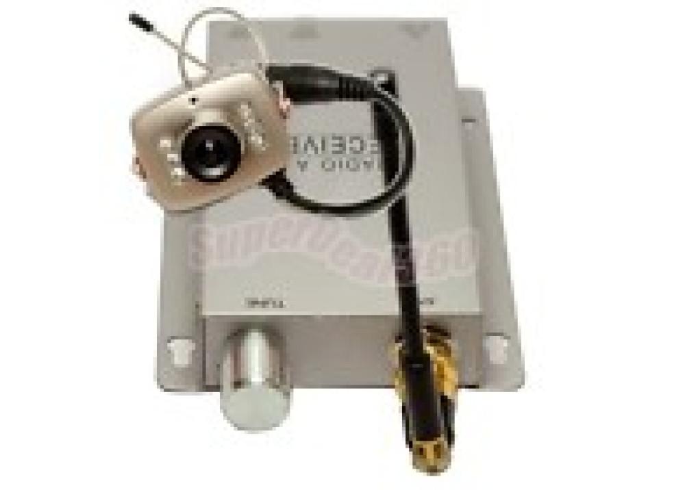 Mini Color Wireless Camera C208
