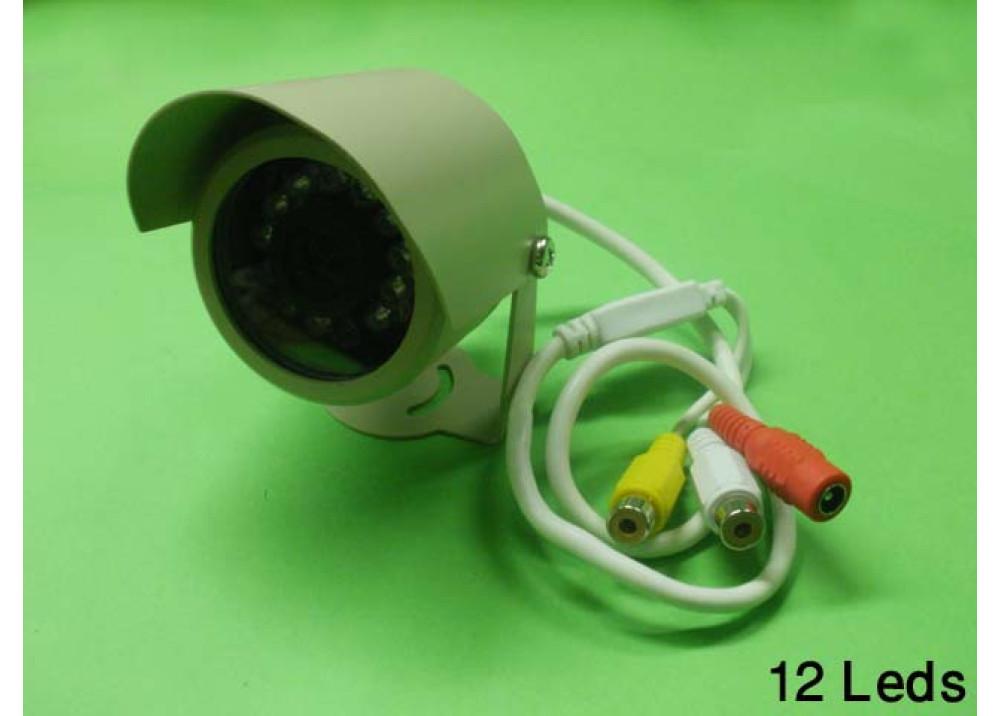 CAMERA JK 620 3.6mm 12Leds