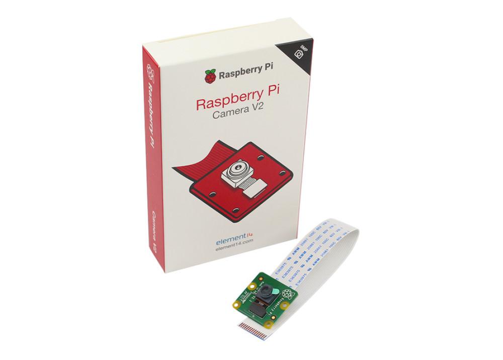 Raspberry Pi 3 Official Camera V2 HD 8M Pixel