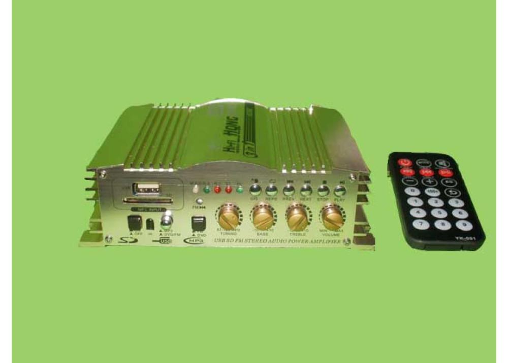 HI FI Stereo Audio power Amplifier