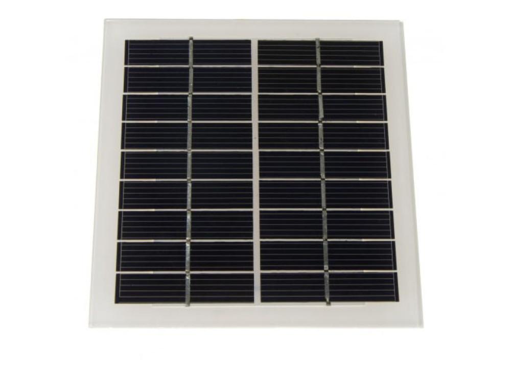 Solar Panel 2W 9V 220mA 135 x 125mm