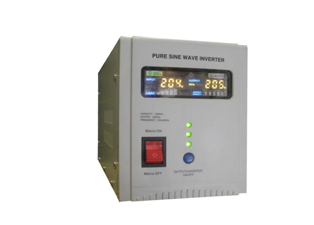 UPS 1000VA PURE SINE LCD
