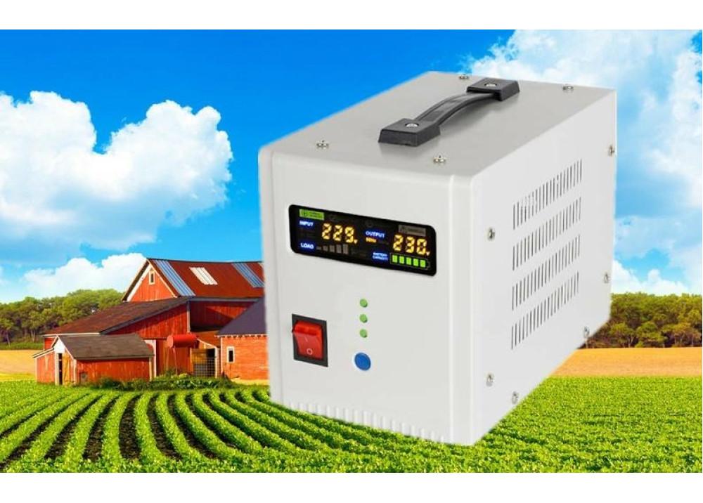 HOME UPS 850VA PURE SINE LCD