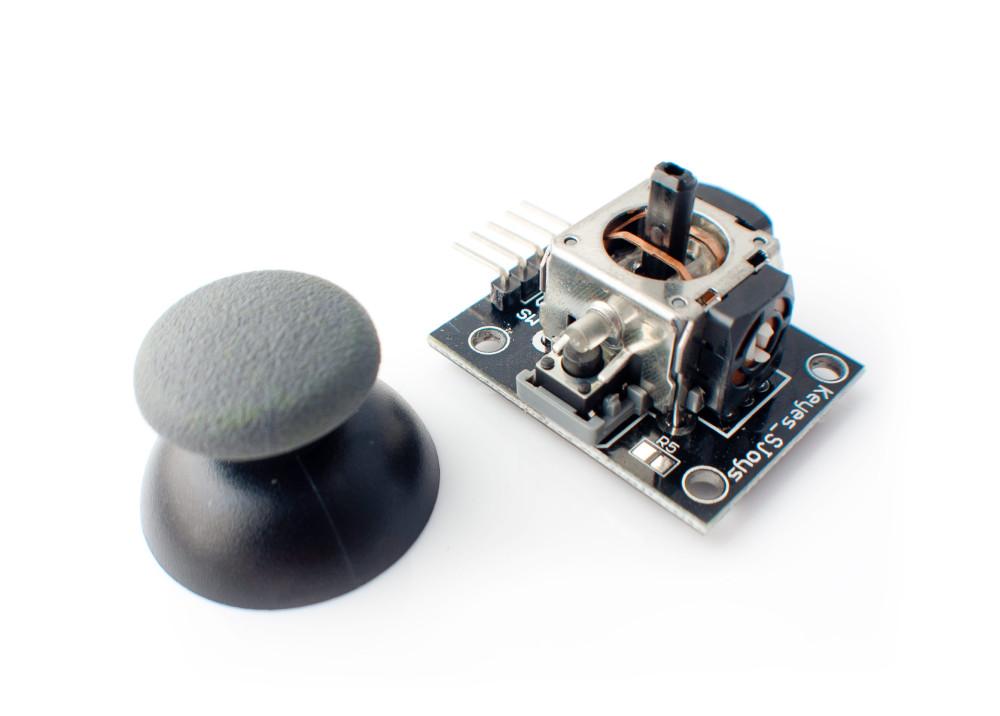 Arduino PS2 X Y Axis Joystick Module