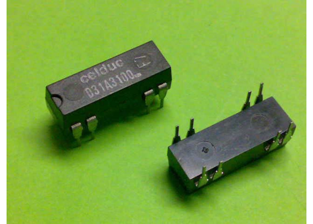 REED RELAY 5V 1A 8P D31A3100