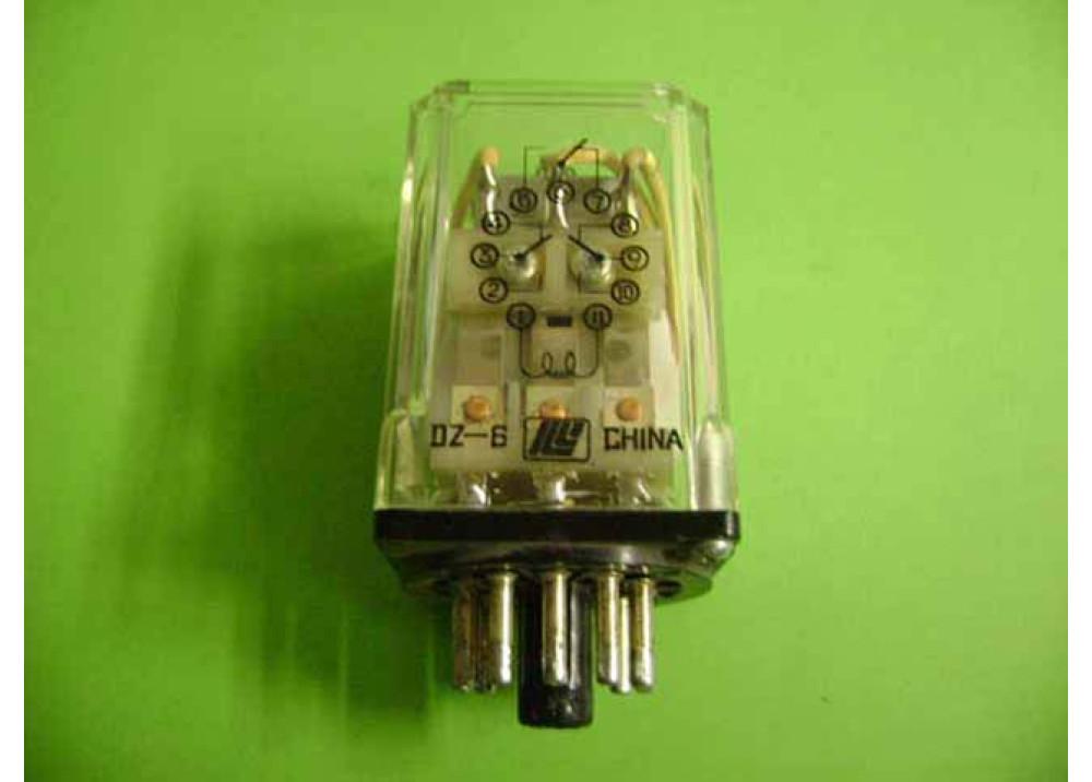 RELAY JTX-3C-024-VDC 24VDC 10A 11P