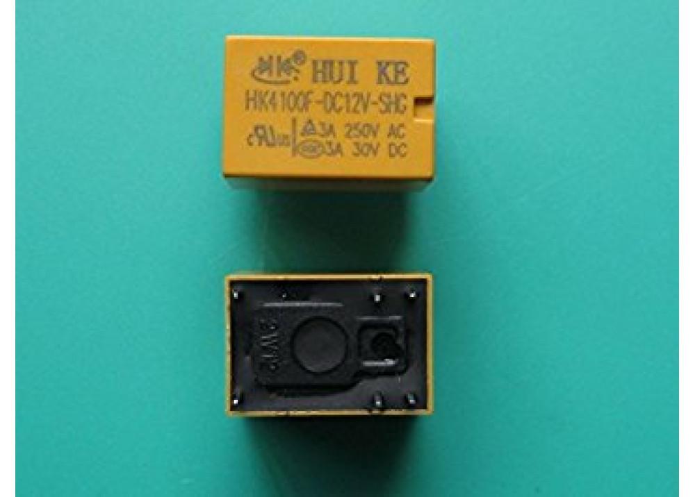 HUI KE RELAY HK4100F-12VDC-SHG 12VDC 3A 6P