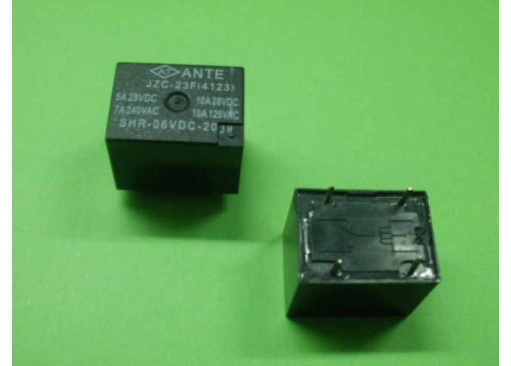 RELAY T73 6V 7A  5P