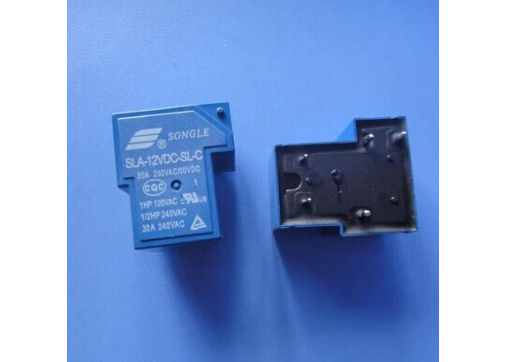 RELAY SONGLE SLA-12VDC-SL-C T90 12V 30A 5P