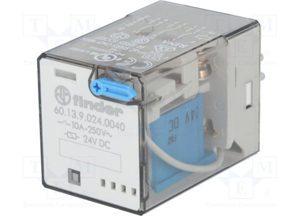 (RELAY FINDER 24VDC 10A 11P (60.13.9.024.0040