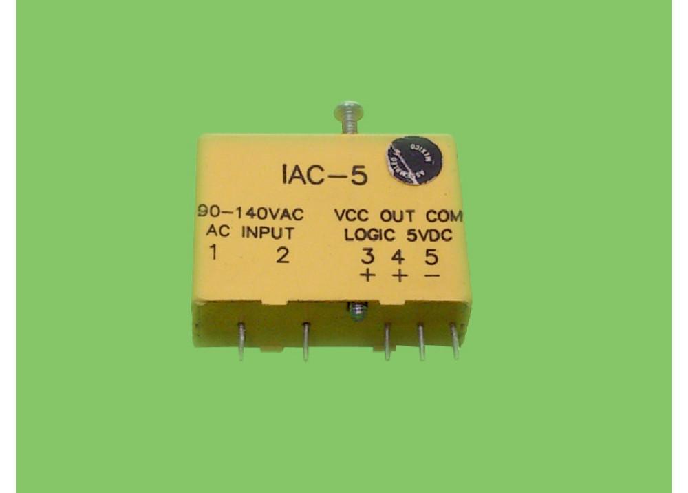 SSR-ODC5 2.5-8VDC 60V 3A DC