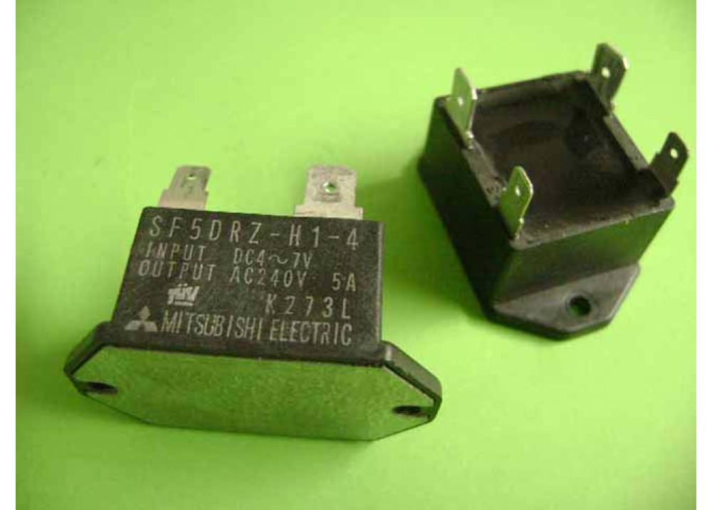 SOLID STATE MITSUBISHI SF5DRZ H1 4 240V 5A 4-7VDC