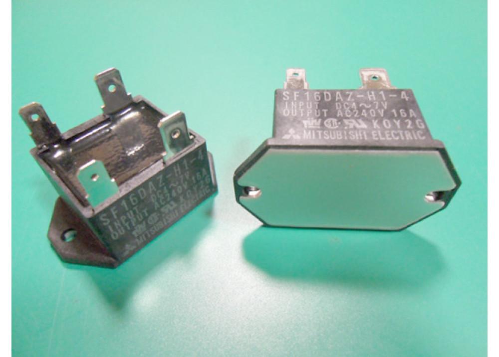 SSR SF16DAZ H1 4 240VAC 16A 4-7VDC