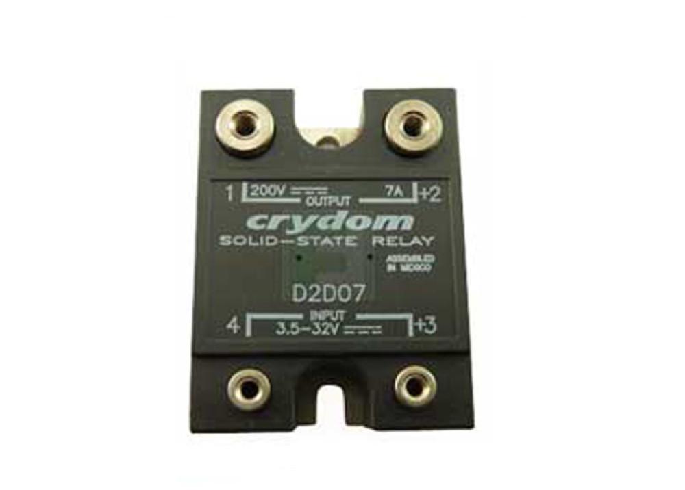 SSR Crydom RELAY D2D07 200V 7A