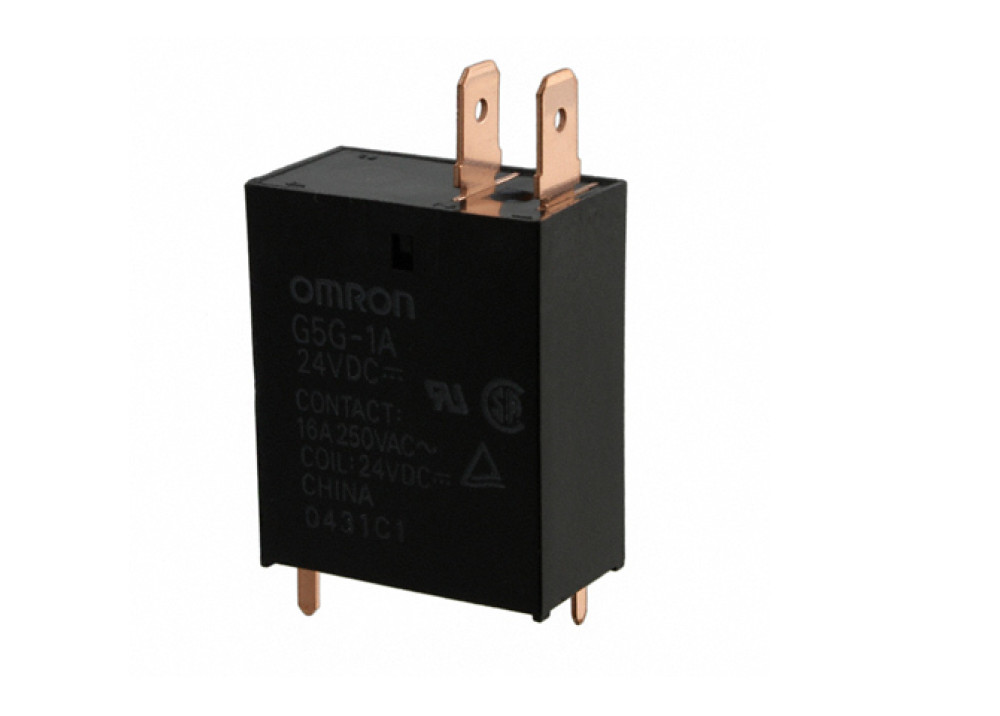 RELAY OMRON G5G-1A-DC12 12V 16A 1C 3P
