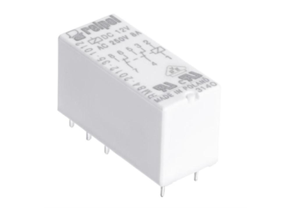 Relpol Relay 230V AC 8A 8P RM84-2012-35-5230