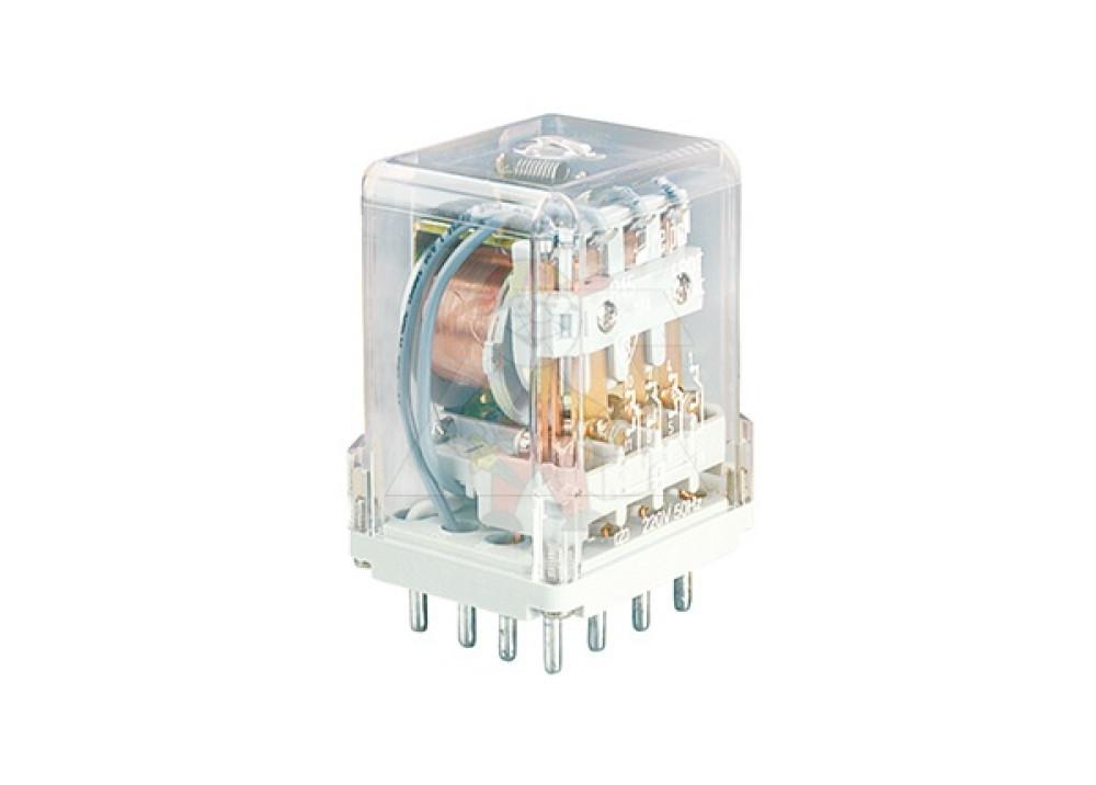 Relpol Relay 220V AC 10A 4C 14P R15-2014-23-3230