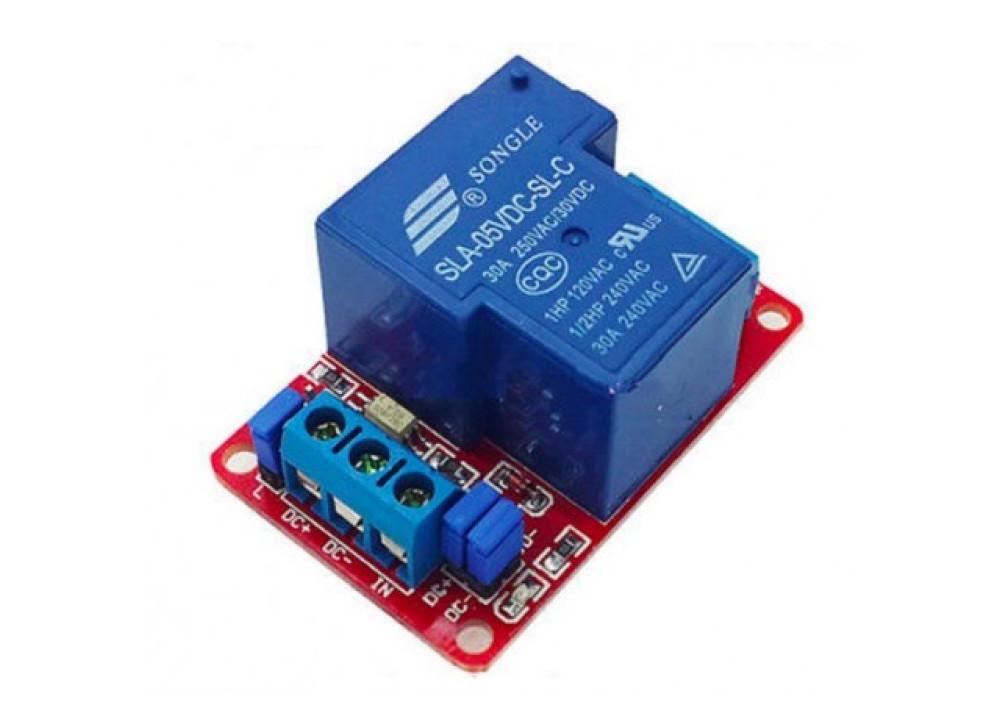 Arduino Relay Module Board 1CH SLA-05VDC-SL-C  T90 5VDC 30A