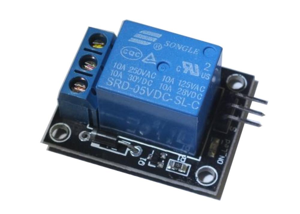 Arduino Relay Module 5V 10A 1CH