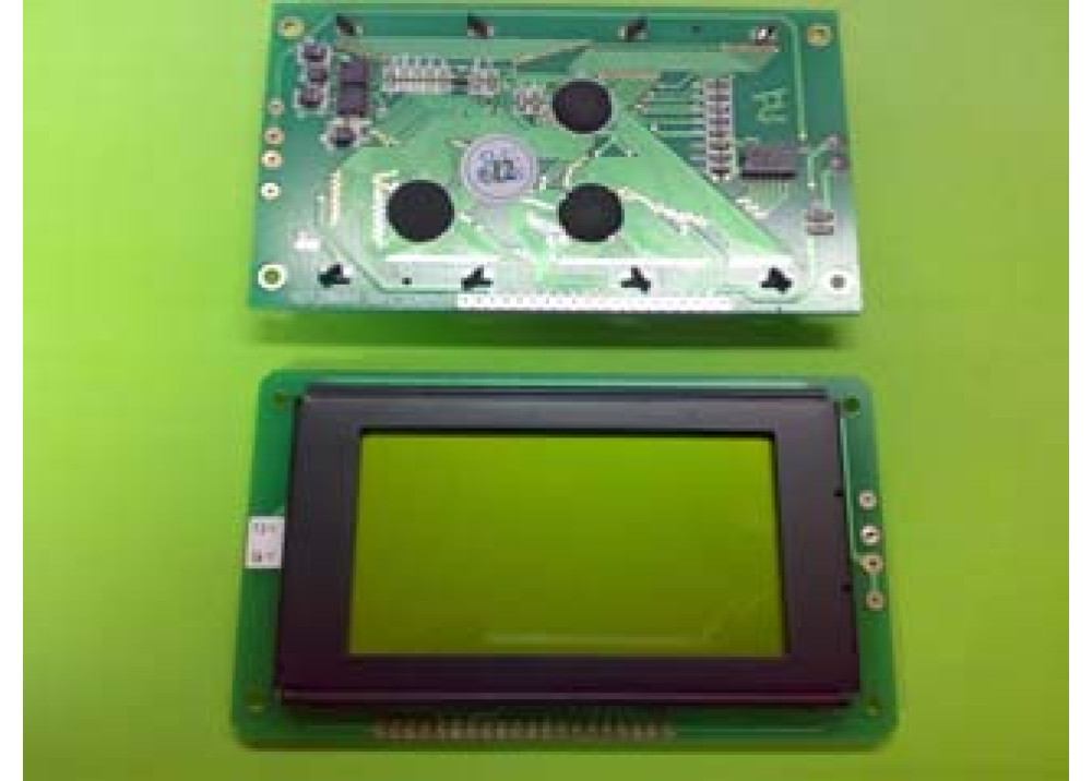 IT-12864B-02 LCD GRAPHIC 128X64