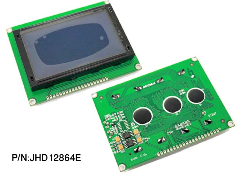 GRAPHIC LCD MODULE JHD12864E128x64