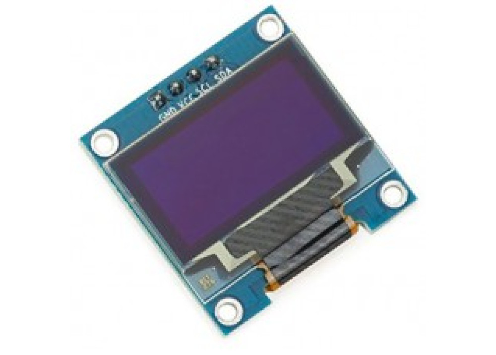OLED GRAGHIC 128x64 0.96 inch Yellow Blue For Arduino