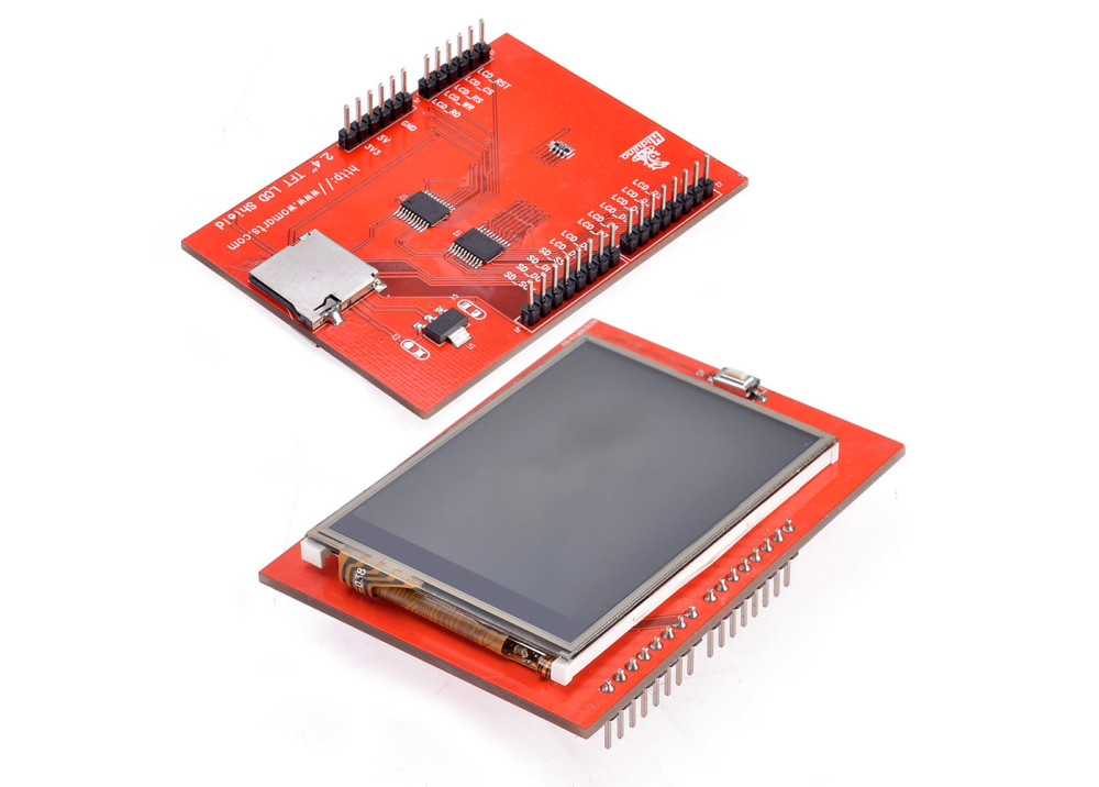 Color TFT LCD Panel  Module FOR Arduino UNO 2.4inch