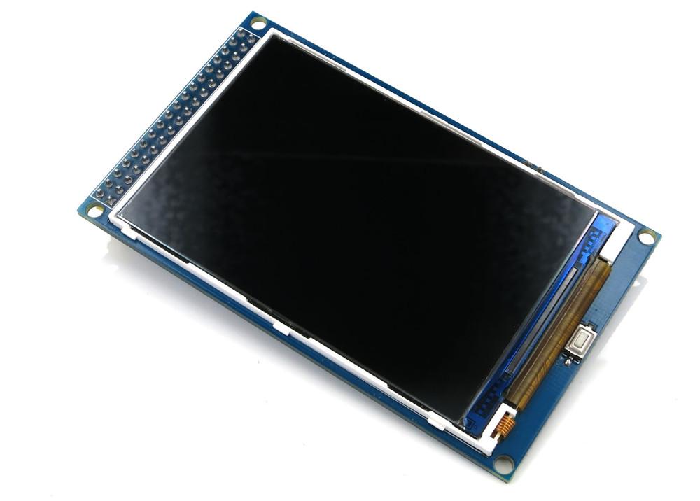 TFT LCD ILI9481 Module FOR Arduino Mega 3.2.Inch 480X320