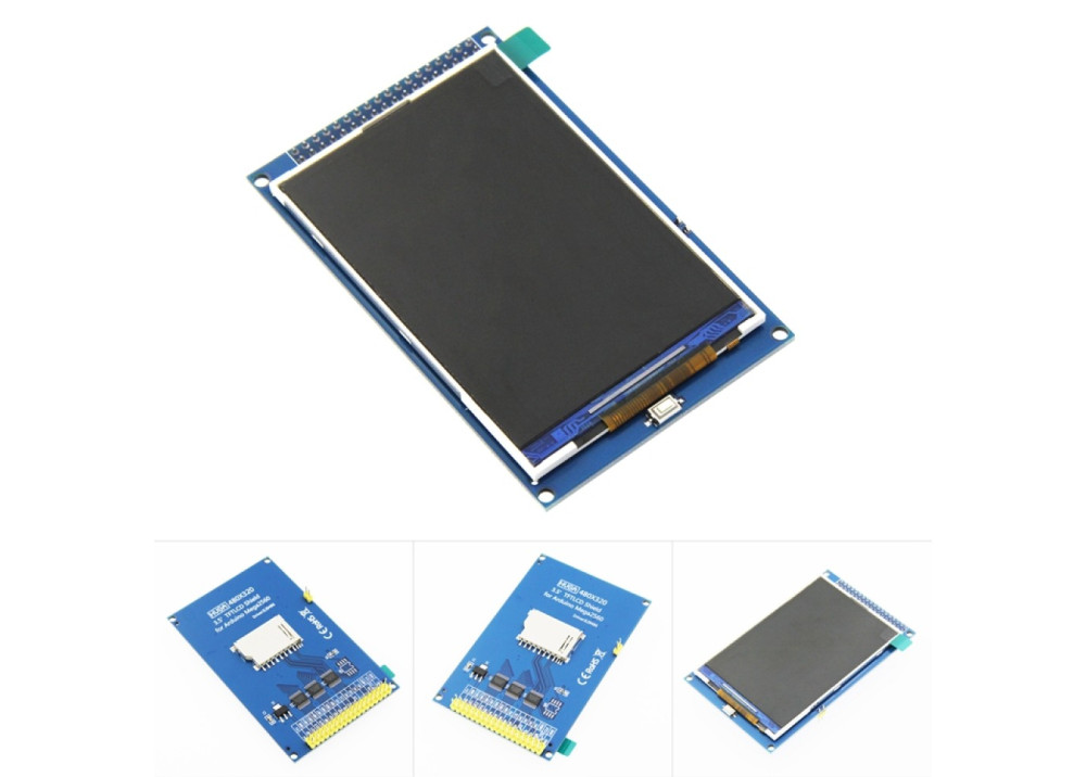 TFT LCD ILI9486 Module FOR Arduino Mega 3.5.Inch 480X320