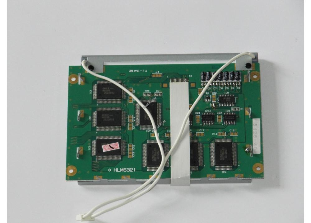 FSTN LCD Panel 5.2 inch HLM6321