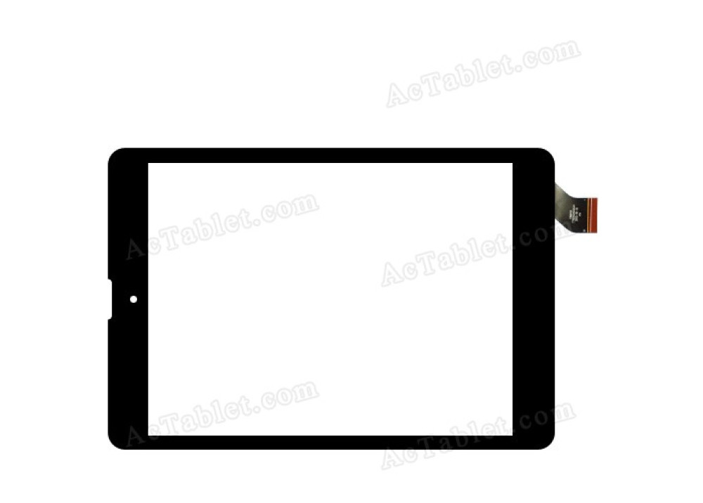 TOUCH PANEL RESISTIVE 7.85