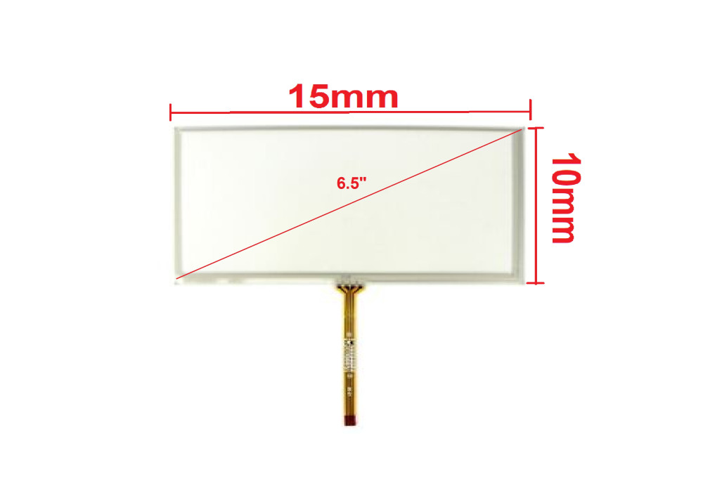 TOUCH PANEL RESISTIVE 6.5