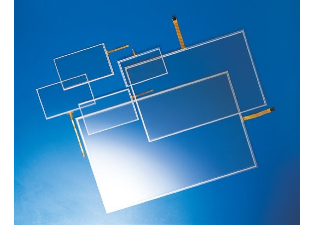 TOUCH PANEL RESISTIVE 252mmx325mm TP252x325