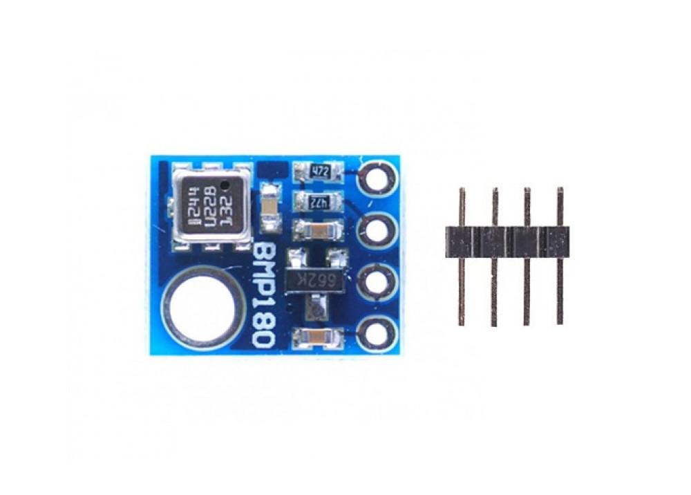 Arduino BMP180 Barometric Pressure Temperature Altitude Sensor